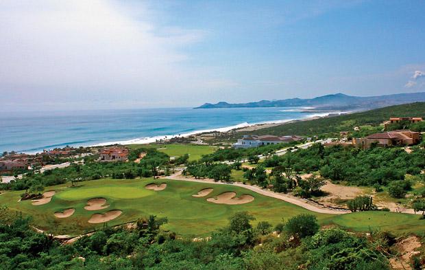 Palmillia Golf Club house