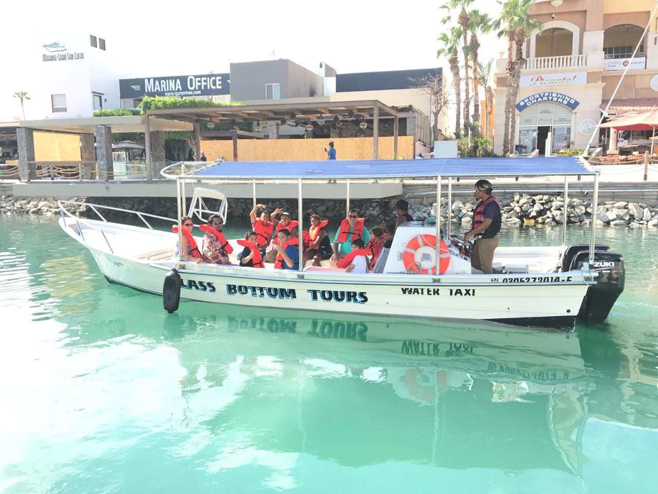 cabo shuttle services boat tour