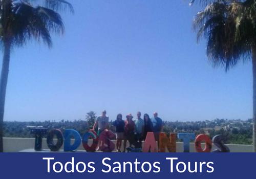 TODOS SANTOS TOURS